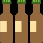 Пивная и алкогольная этикетка