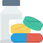 Этикетка для фармацевтики