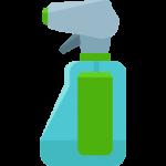 Этикетка для бытовой химии