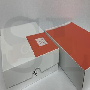 Этикетка 105х148 500 листов (красная)на листе А4